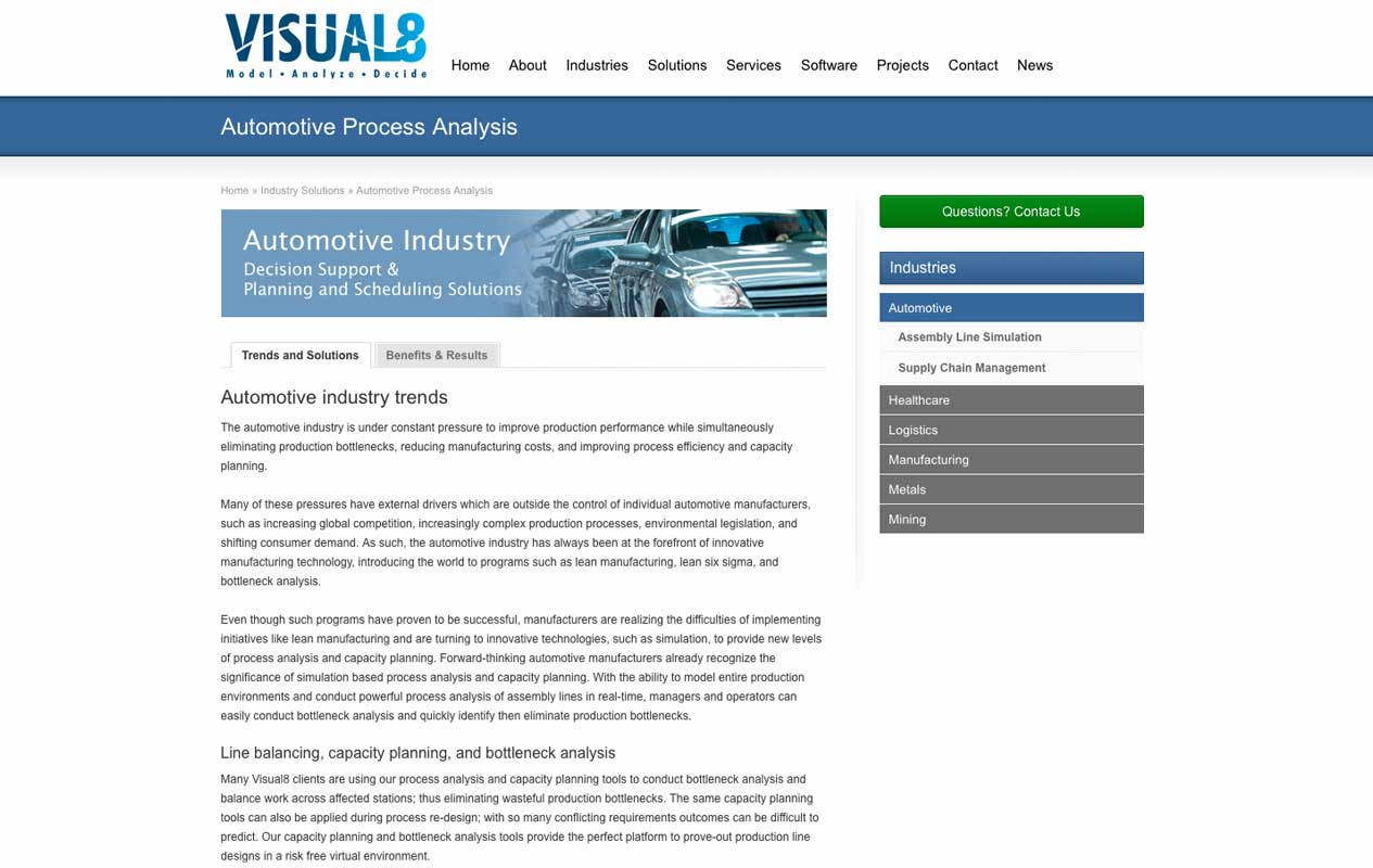 external analysis of automotive industry The automotive industry: economic impact and location issues despite problems with overcapacity and low profitability, the automotive industry retains strong.