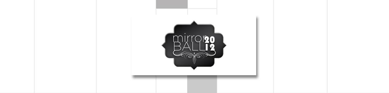 Mirrorball 2012 Logo