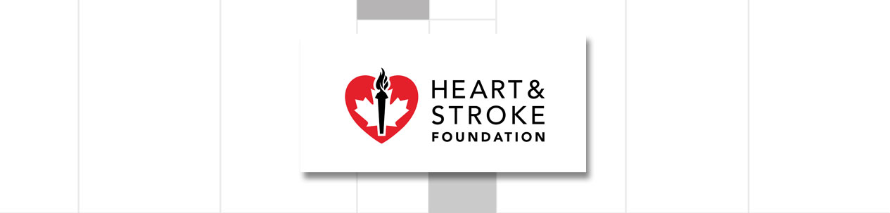 Project Logo – Heart & Stroke Foundation