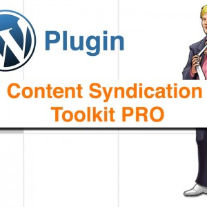 Content Syndication Toolkit (Pro)