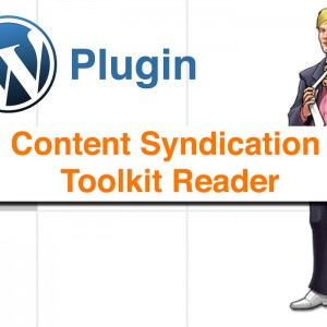Content Syndication Toolkit Reader